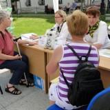 Spotkanie w DARR dla osób niepełnosprawnych