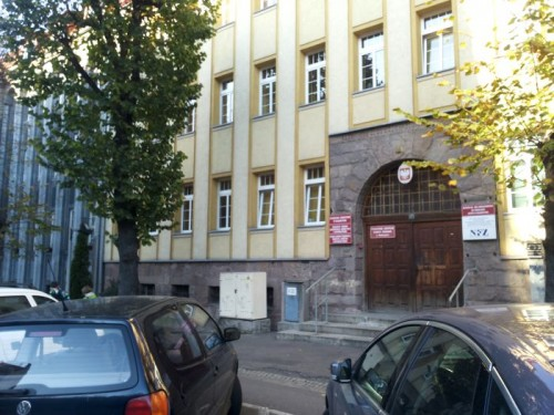 Starostwo Powiatowe, NFZ - Aleja Wyzwolenia w Wałbrzychu