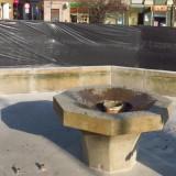 Remont fontanny w Rynku