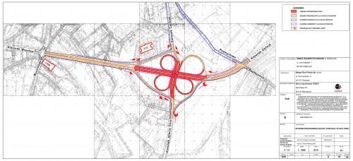 Remont drugiej nitki ul. Sikorskiego i wiaduktu na węźle ulic Sikorskiego i 1 Maja w ciągu drogi krajowej nr 35 w Wałbrzychu