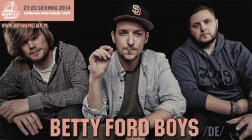 Betty Ford Boys