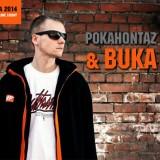 Buka z zespołem Pokahontaz