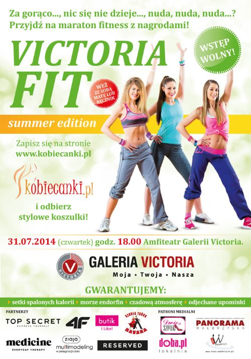 VICTORIA FIT summer edition