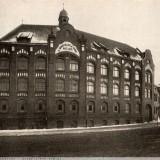Zakłady Wunderlicha (obecnie Kalkomania) w pierwszej połowie lat dwudziestych XX w. [źródło: http://dolny-slask.org.pl/817911,foto.html?idEntity=544142]
