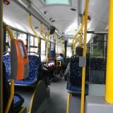 Autobus w Wałbrzychu