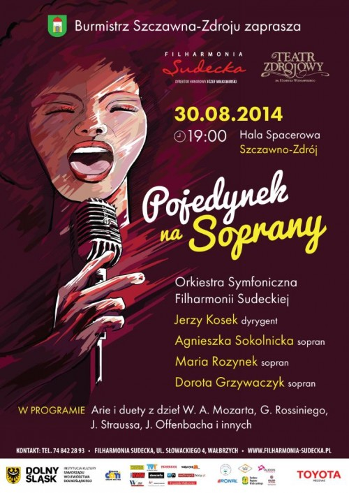 [koncert] Pojedynek na soprany