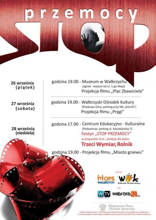 """Projekt """"Stop przemocy"""""""