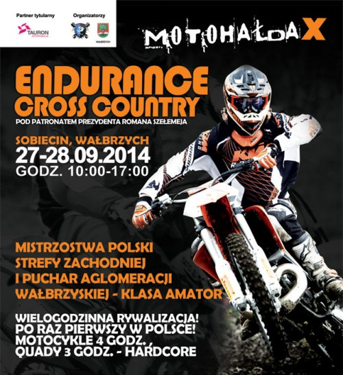 Endurance Cross Country