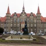 Plac Magistracki przed rewitalizacją
