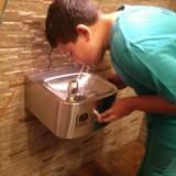 Źródełka wody pitnej w wałbrzyskich szkołach