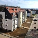 Ulica Wiejska w Wałbrzychu (dzielnica Biały Kamień)