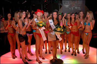 Miss Polski 2007 - Miss Ziemi Dolnośląskiej 2007