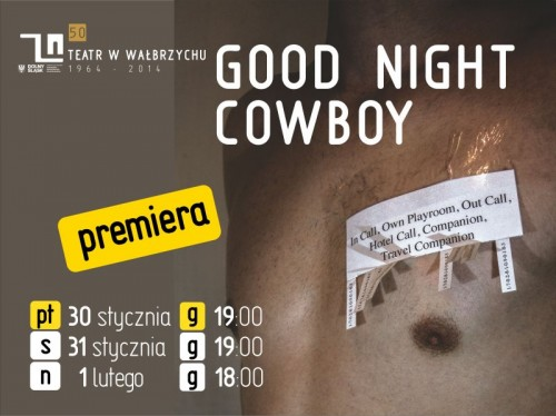 [spektakl] Good Night Cowboy
