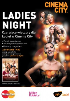 Ladies Night: Warsaw by night
