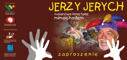 [wystawa] Jerzy Jerych