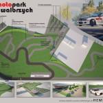 Motopark Wałbrzych – projekt inwestycji