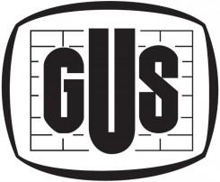 Logo GUS (Główny Urząd Statystyczny)