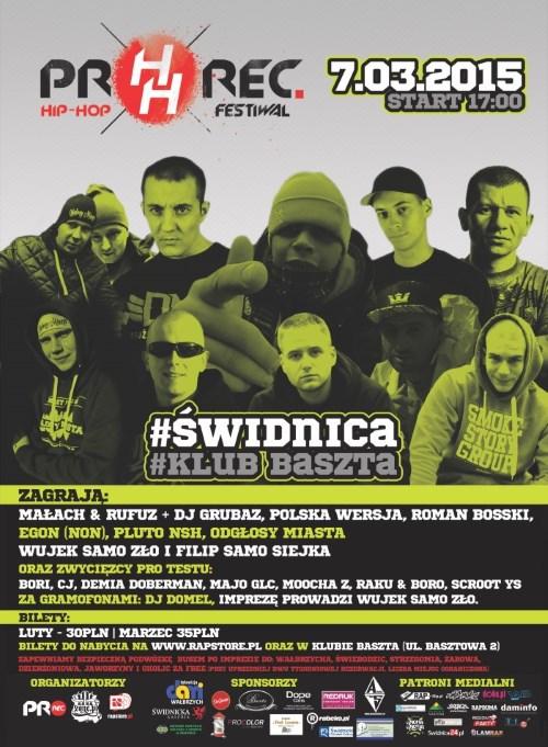 Pro Rec Hip-Hop Festiwal