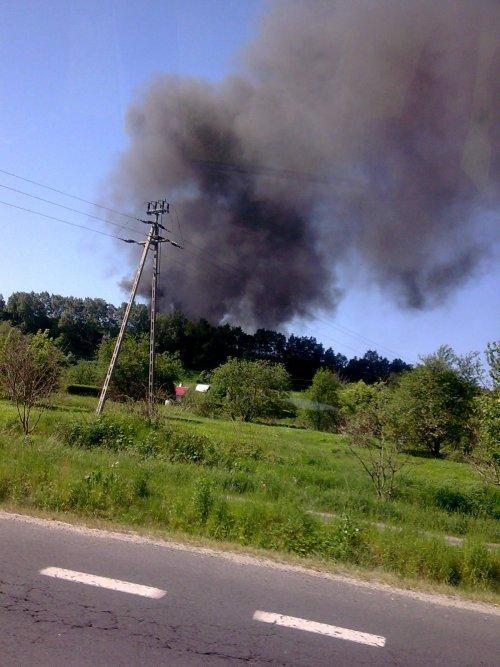 Pożar z dnia 30.05.2011 r.