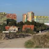 Początek obwodnicy zachodniej w Wałbrzychu (fot. Ryszard Kumorek / http://dolny-slask.org.pl/4166612,foto.html)