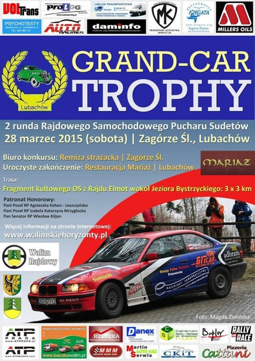Grand Car Trophy