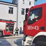 Ćwiczenia Państwowej Straży Pożarnej w Starej Kopalni