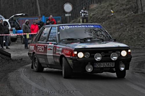 GRAND CAR TROPHY 2015 - załoga Konieczny/Sławczyński (fot. Piotr Puchalski)