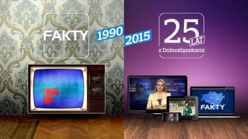 """Jubileusz """"Faktów"""" TVP Wrocław"""