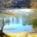 Jezioro Zielone (fot. zapiskigeocacherki.pl)