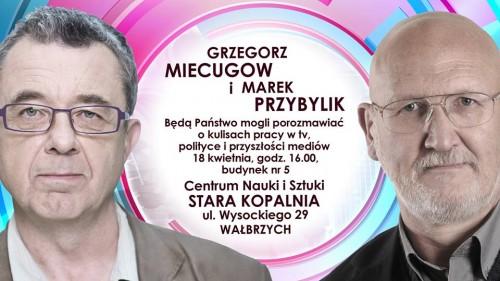 [spotkanie] Grzegorz Miecugow oraz Marek Przybylik