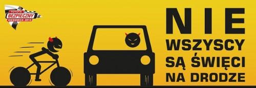 """Bezpieczny Kierowca apeluje: """"Podzielmy się drogą"""""""