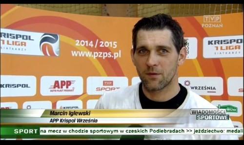 I liga: pierwsza runda play–off pomiędzy APP Września i Victorią Wałbrzych