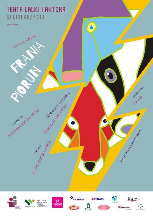 [spektakl] Frania Piorun