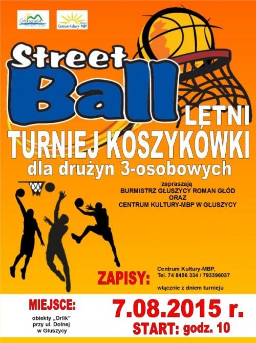 Letni turniej koszykówki