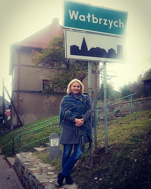 Agnieszka Steur (źródło: www.fb.com/agnieszka.steur)