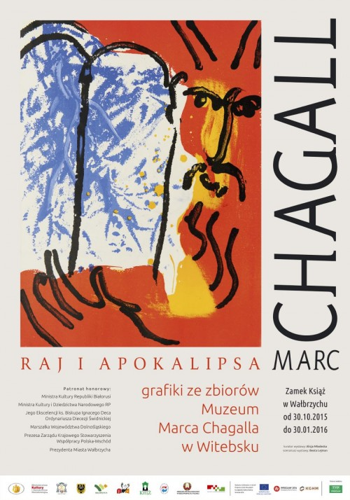 "[wystawa] Marc Chagall ""Raj i apokalipsa"""