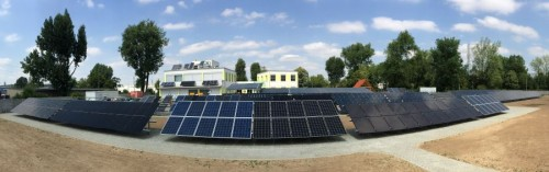 """""""Laboratorium energii słońca"""" w Świdnicy"""