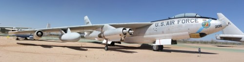 Boeing EB-47E Stratojet (fot. Clemens Vasters / flickr.com / CC BY 2.0)