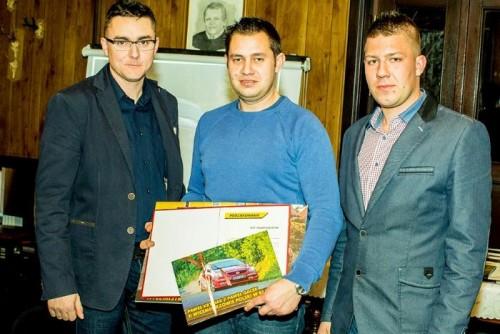 Spotkanie ze sponsorami (fot. D. Nowaczyński)