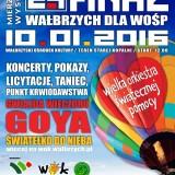 WOŚP 2016 - Wałbrzych