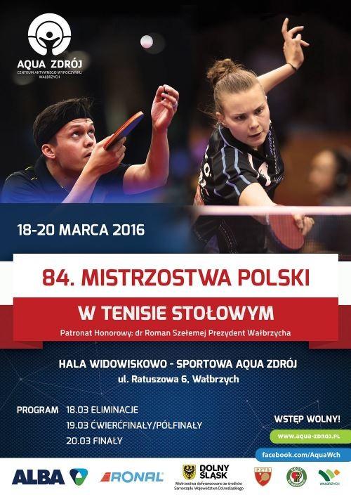 84. indywidualne mistrzostwa Polski w tenisie stołowym