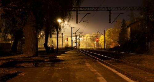 Stacja Wałbrzych Szczawienko (fot. Michał Bobruk / flickr.com / CC BY 2.0)