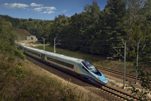 Pendolino - pociąg kategorii Express InterCity Premium (EIP) [fot. Biuro prasowe PKP Intercity]
