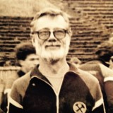 Henryk Zmoczyński, wieloletni masażysta piłkarskiego Górnika Wałbrzych