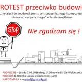 Mieszkańcy protesują przeciwko tajemniczej instalacji