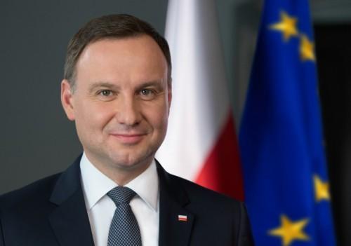 Prezydent RP Andrzej Duda (fot. Andrzej Hrechorowicz/KPRP - źródło: prezydent.pl)