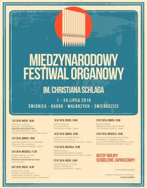 Koncert w ramach Festiwalu im. Christiana Schlaga