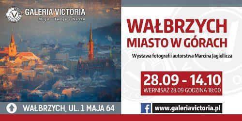 Wystawa zdjęć Marcina Jagiellicza
