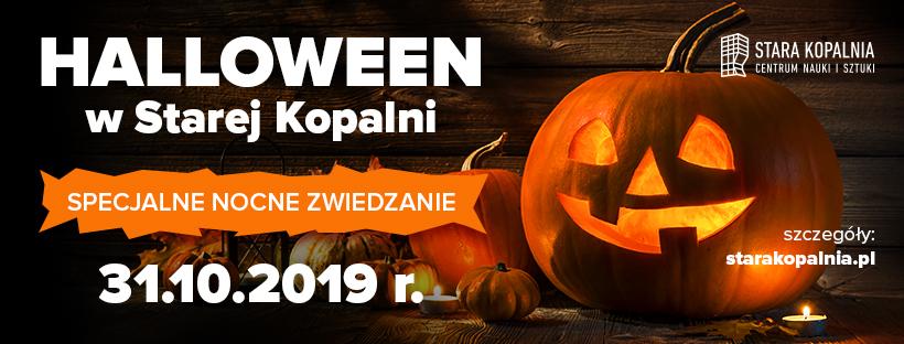 Halloween w Starej Kopalni