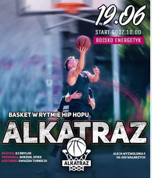 Alkatraz 2K21 - basket w rytmie Hip-Hopu